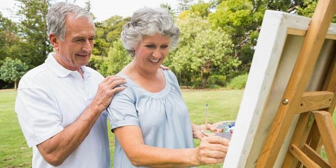 организация досуга пожилых людей