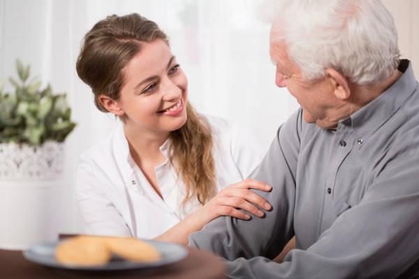 пансионат для престарелых людей в Гатчине