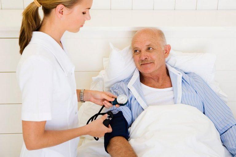 реабилитация в доме для престарелых