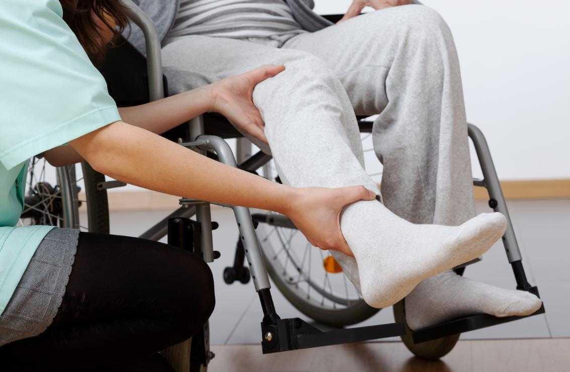 забота о инвалиде