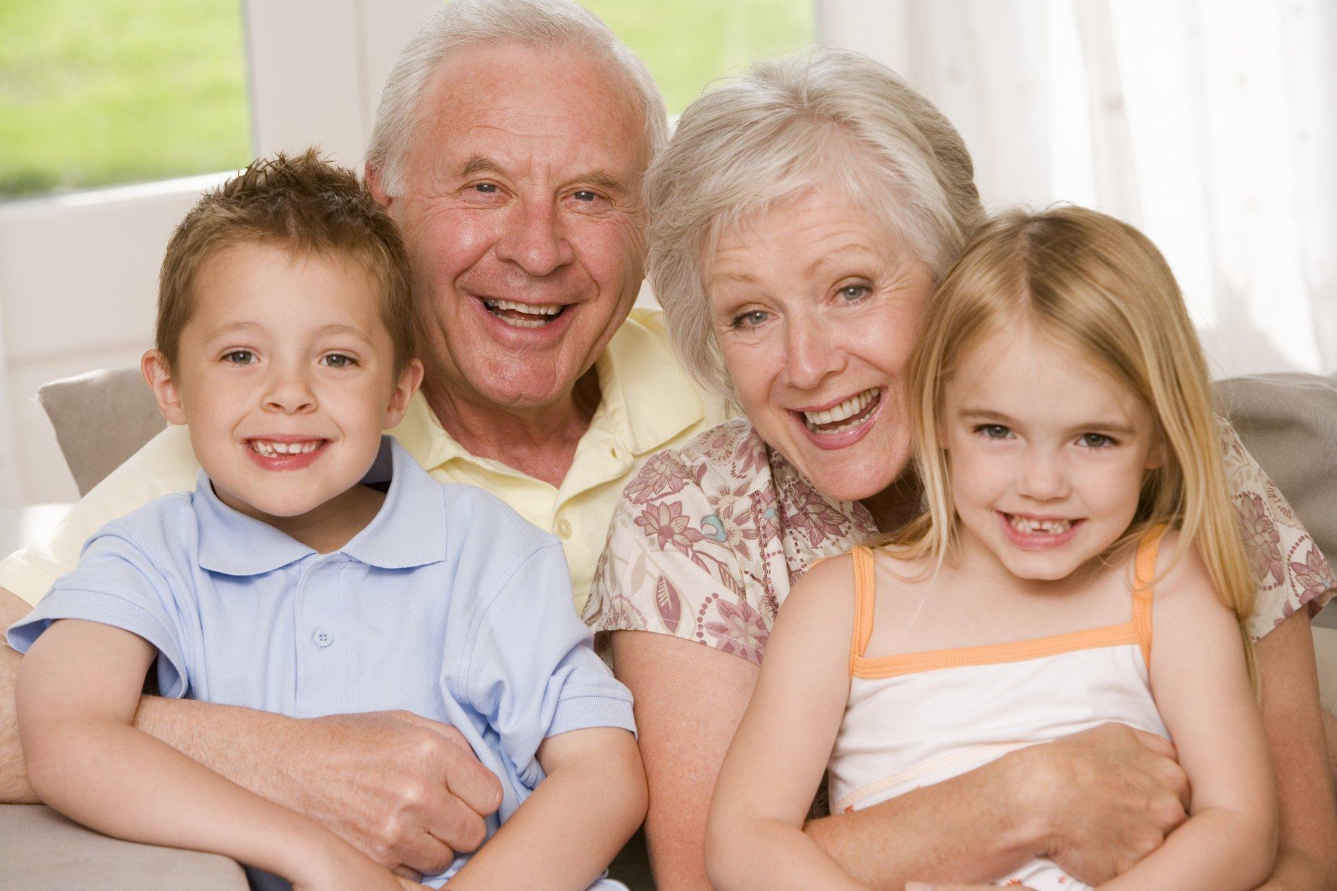 люди в возрасте