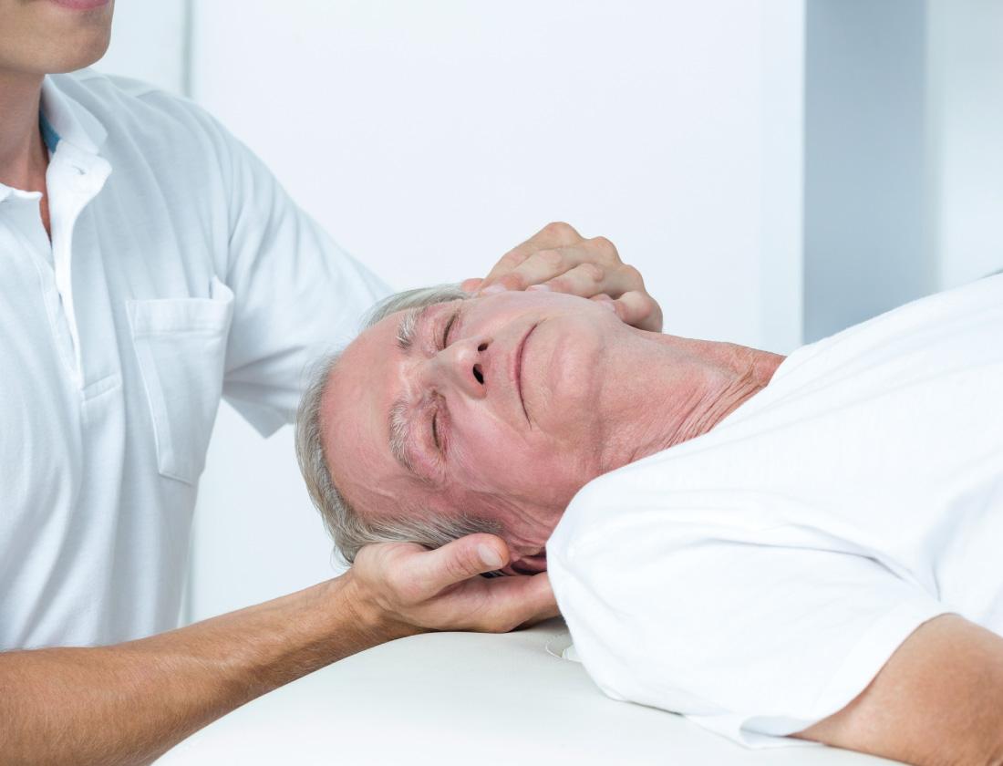 массаж при пролежнях
